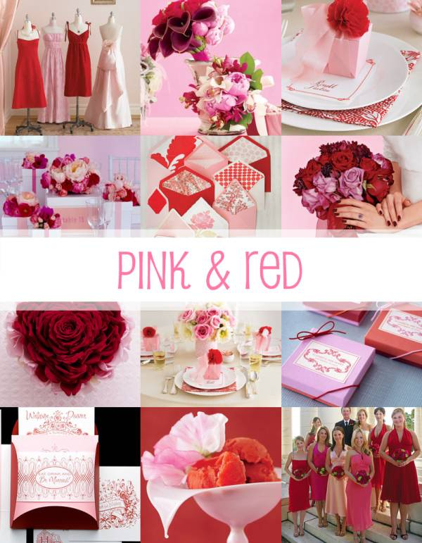 Pink and Red Inspiration