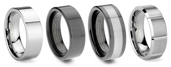 Wedding Band Alternatives