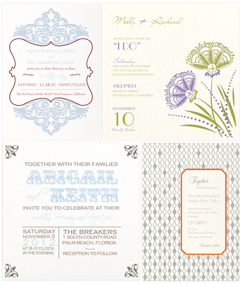 Tips for Buying Invitations Online