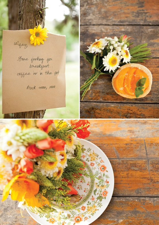 4 Beautiful Vintage Wedding Ideas