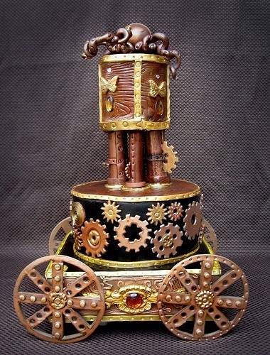 Wedding Theme: Steampunk