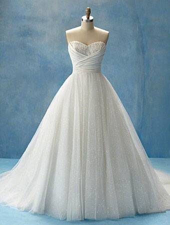 5 Simple but Beautiful Wedding Dresses