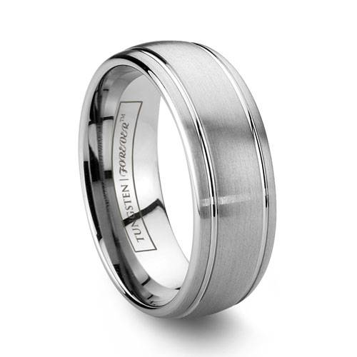 How Tungsten Rings are Made to Last