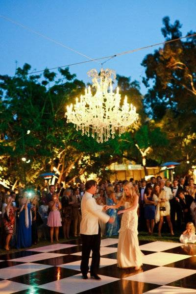 5 Night Reception Ideas