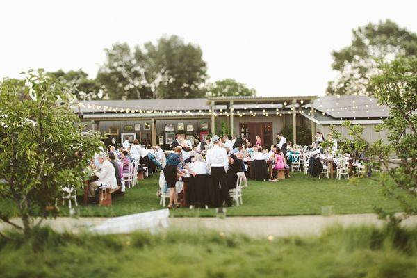 Tips for Keeping Your Wedding Party and Guests Comfortable at an Outdoor Wedding