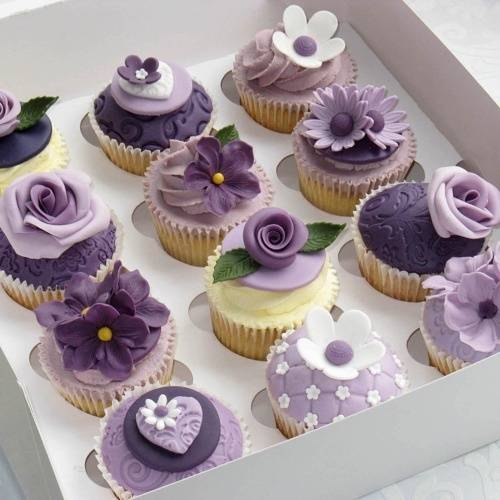 5 Incredible Wedding Cupcake Ideas