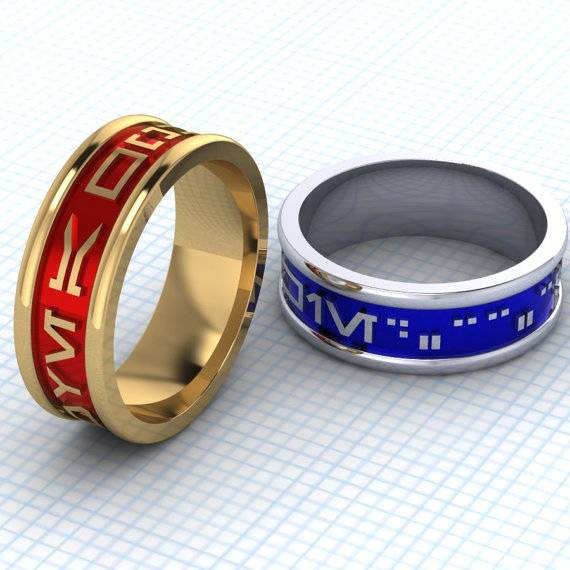 13 Unusual Wedding Rings