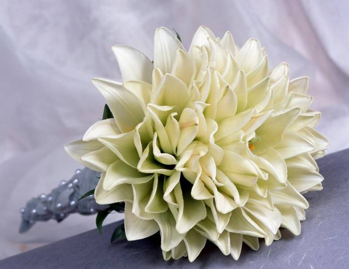 Striking Single Flower Bouquets