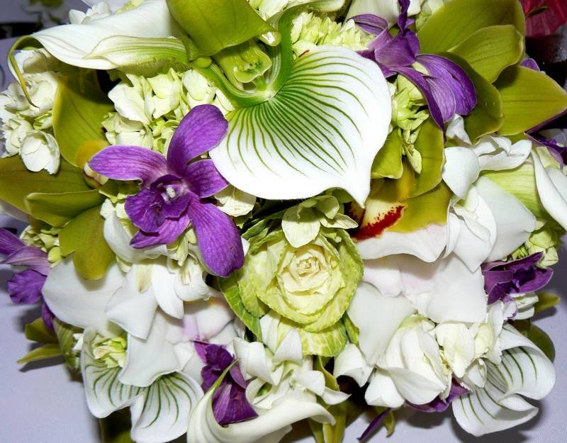 6 Unbelievably Beautiful Wedding Bouquets