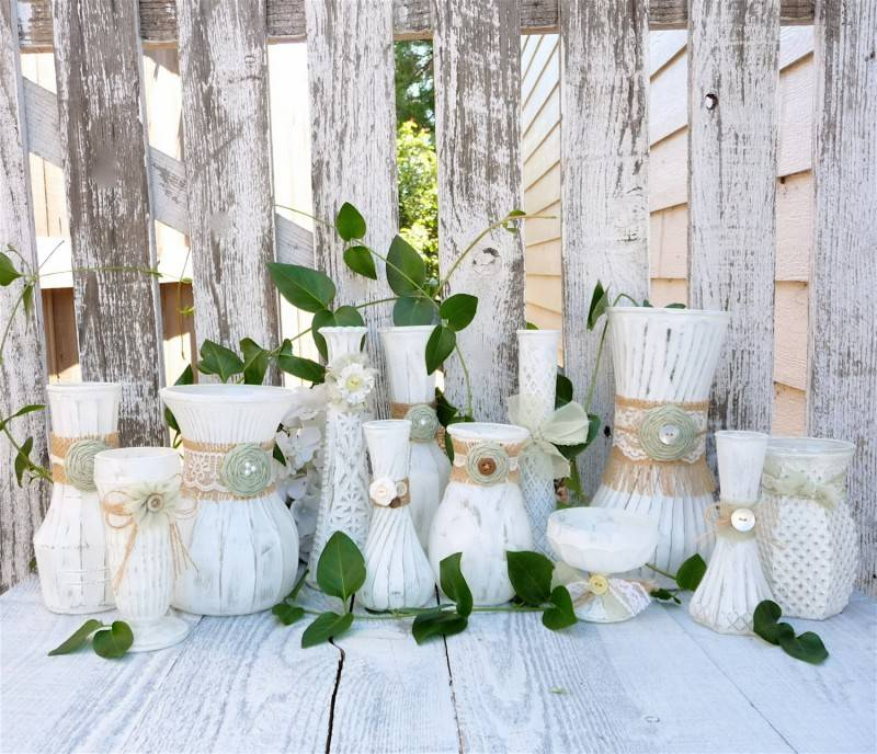 Wedding Theme: Shabby Chic