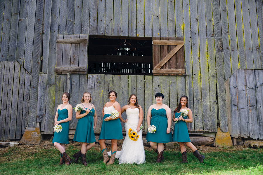 Off the Beaten Path: Bridesmaids Dresses