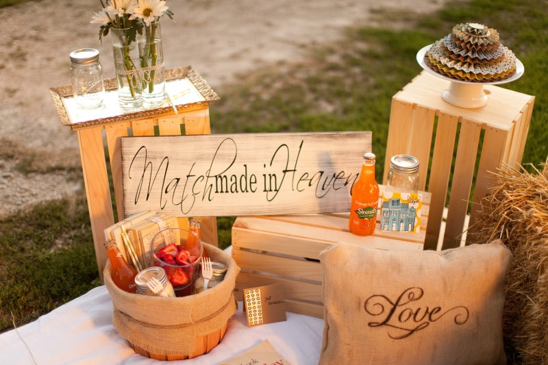 5 Great Elements for a Rustic Wedding