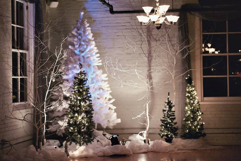 6 Gorgeous Winter Wedding Ideas