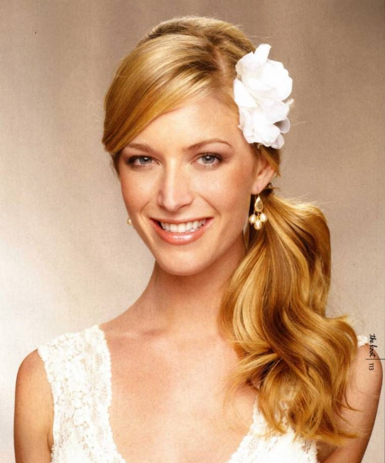 Wedding Hair Inspiration: 5 Fantastic Wedding Hairstyles