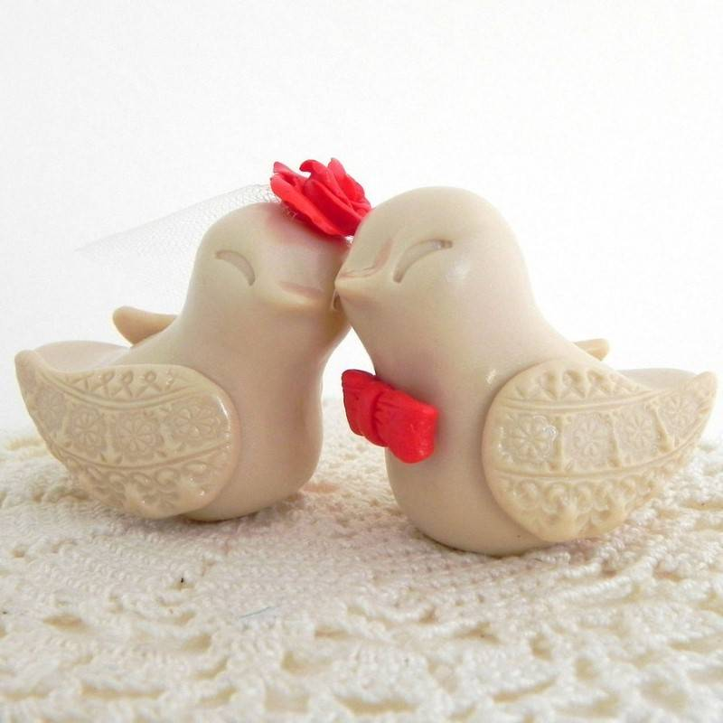 Wedding Cake Toppers for Every Theme