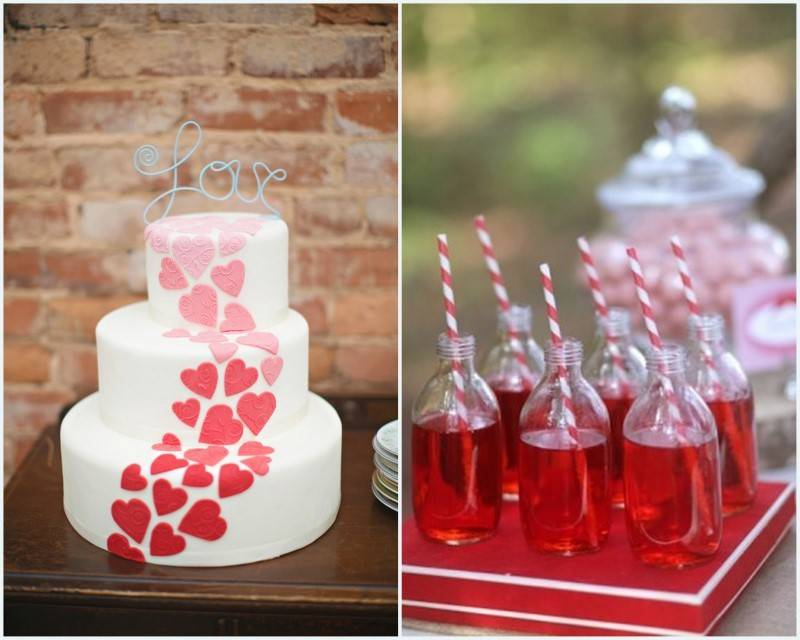 5 Fun Valentine's Day Wedding Ideas