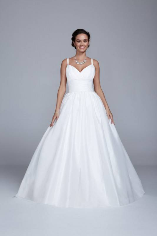 www.davidsbridal.com/Product_Taffeta-Tank-Empire-Ball-Gown-MB3653