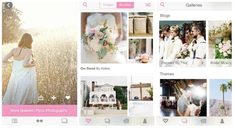 5 Extremely Useful FREE Wedding Apps for Brides to Be