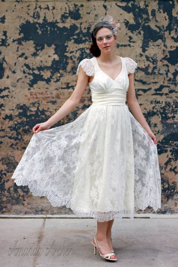 Beautiful Handmade Wedding Dresses