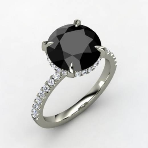 Wedding Trend: Back in Black? The Rise in Black Wedding Rings
