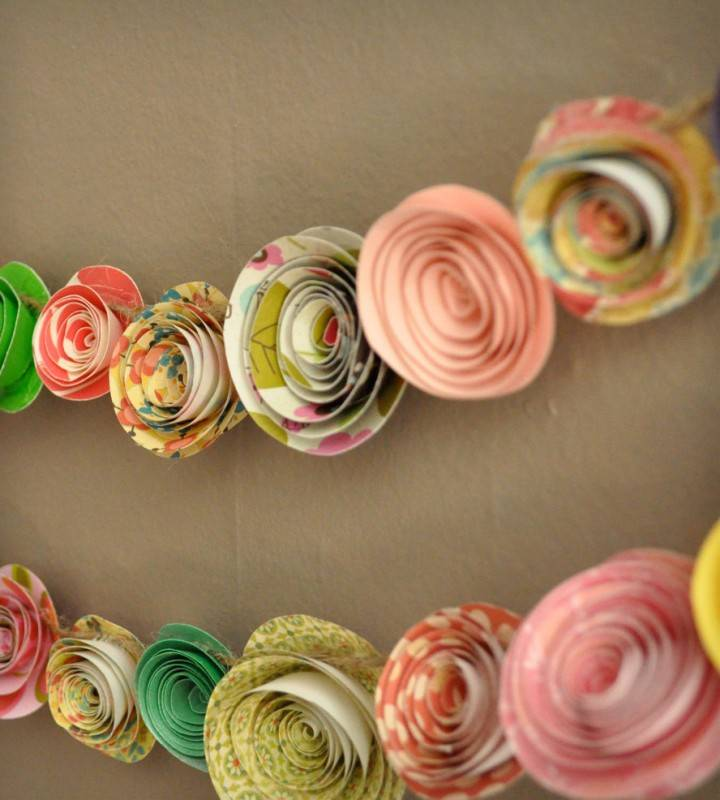Beautiful Wedding Garland Ideas