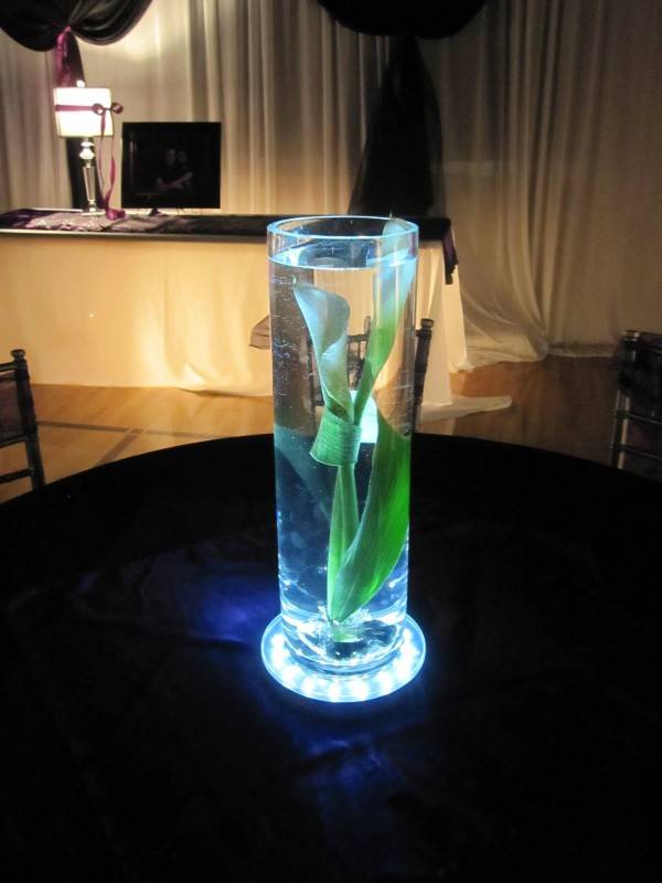 Beautiful Lighted Centerpieces For Your Wedding Wedding Fanatic
