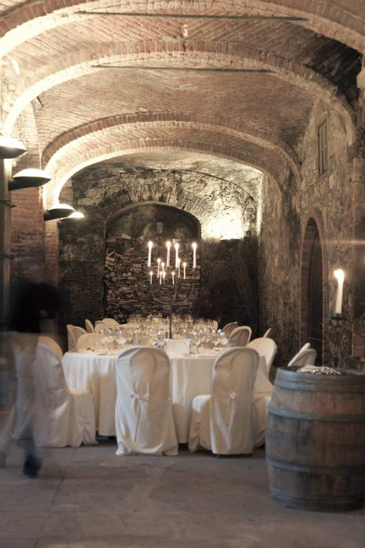 Wedding at an Italian Winery