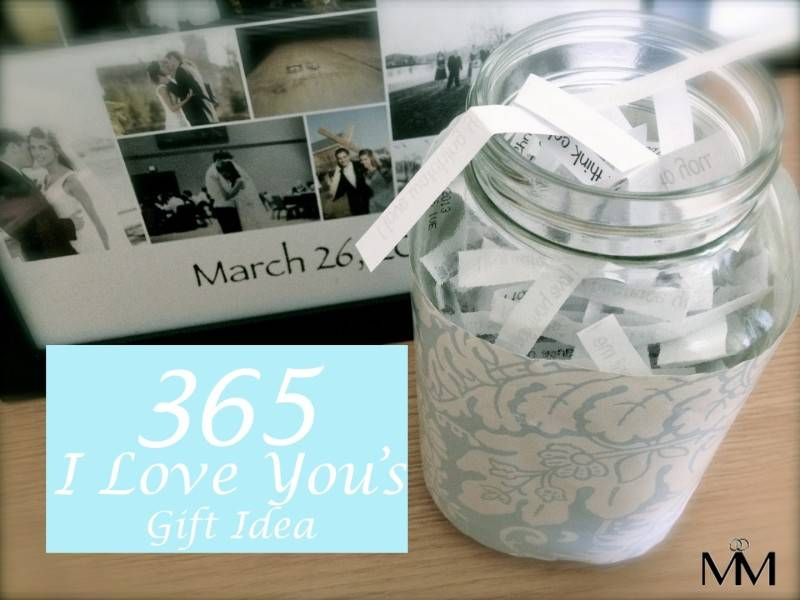 Clever Ideas for Newlyweds: First Anniversary Gifts