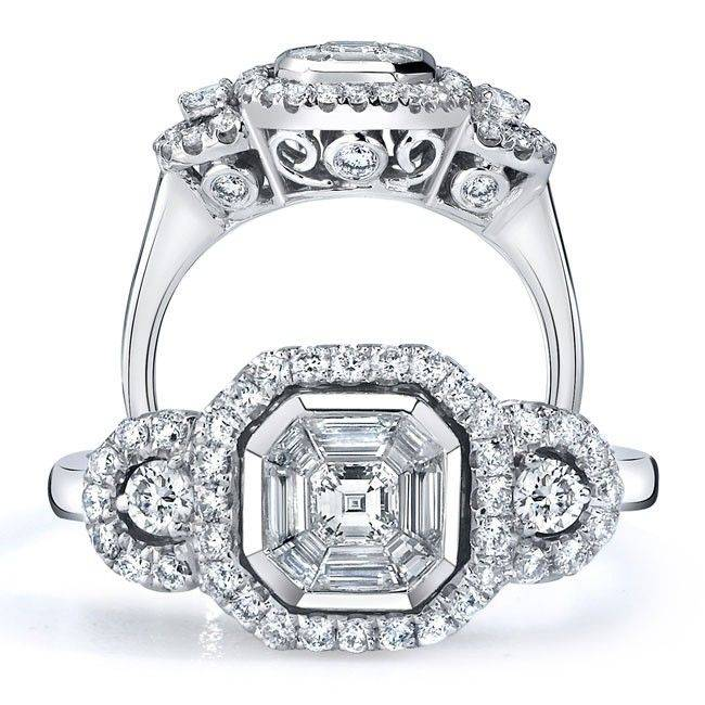 Engagement Rings That Fit Your Budget and That Perfect Image in Your Mind