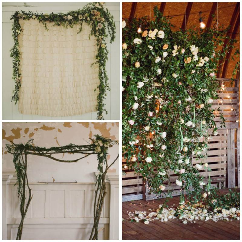 New And Amazing Wedding Backdrop Ideas Fanatic