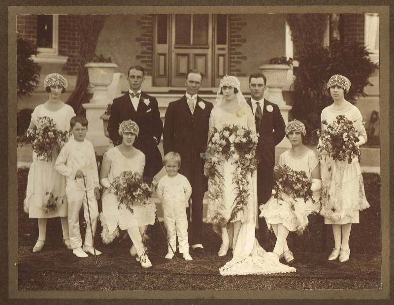 A Look Back: Weddings Over the Past Century