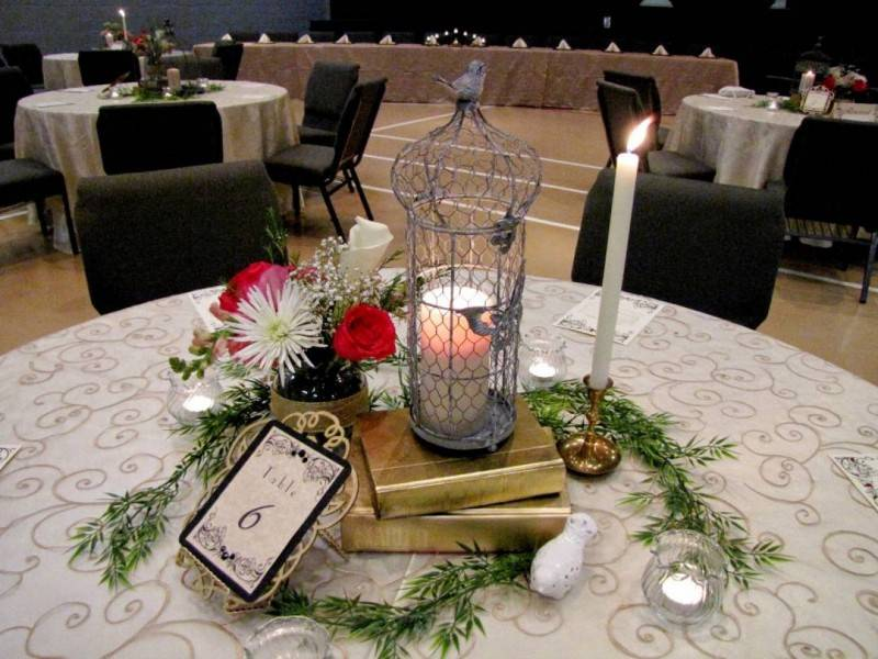 An Old World Wedding Theme: Inspiration and Ideas