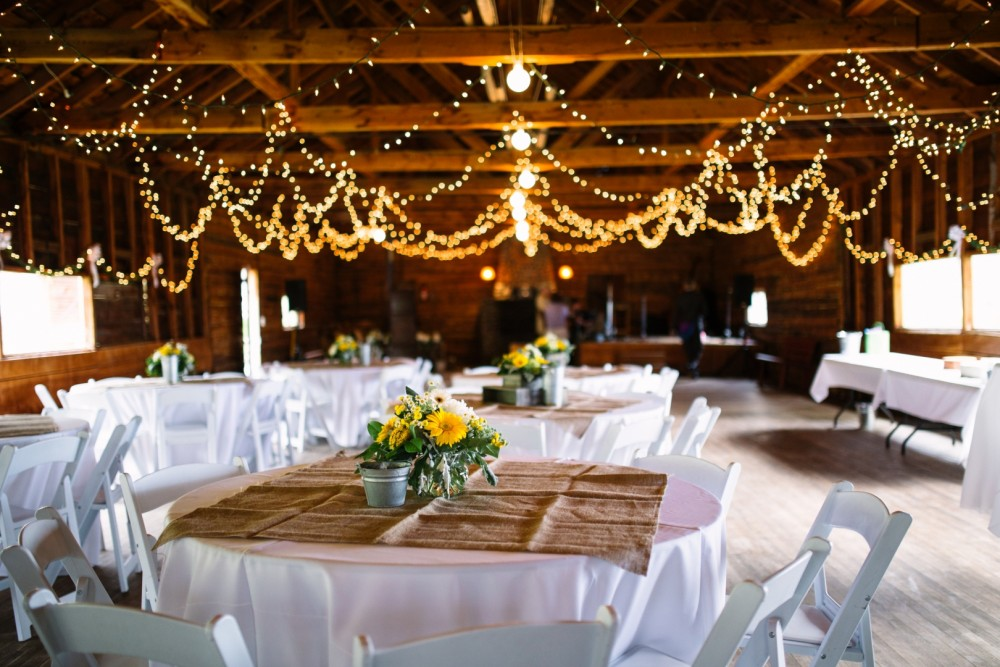 Transform an Ugly Reception Venue with These DIY Tricks ...