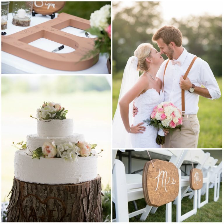 Outdoor DIY Wedding