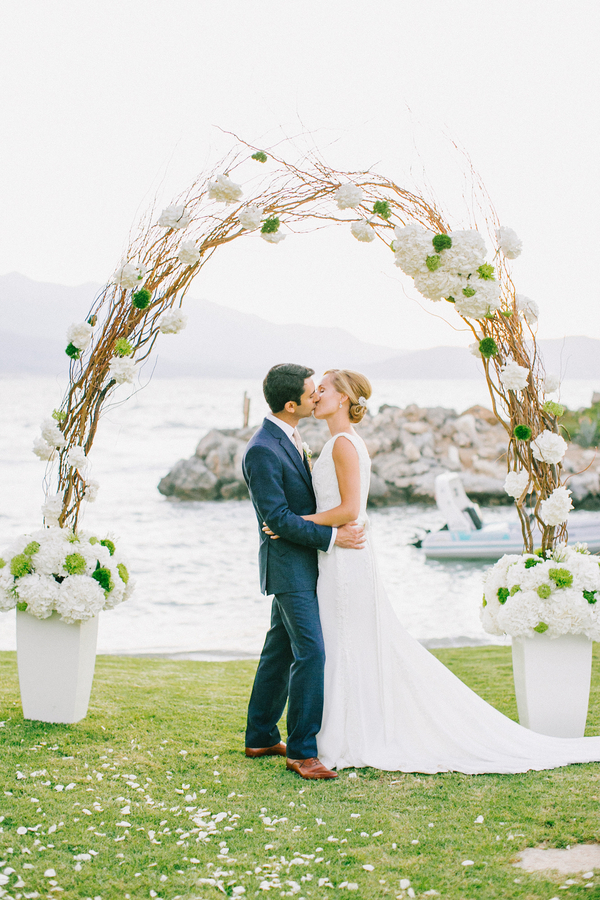 Modern Destination Wedding