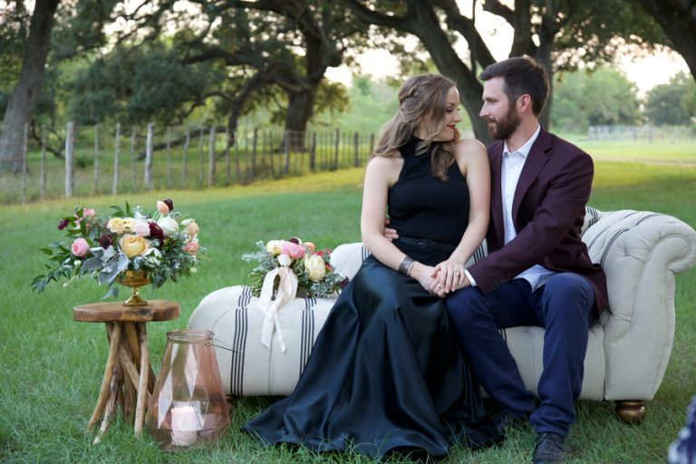 Bringing Some Glam to a Texas Ranch