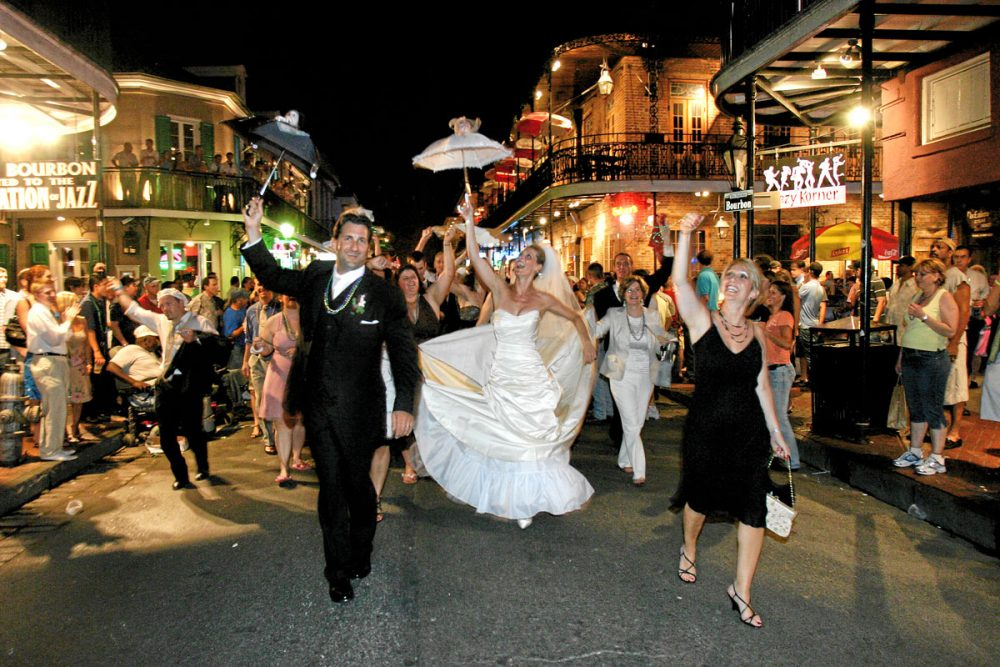 Wedding Inspiration New Orleans Style