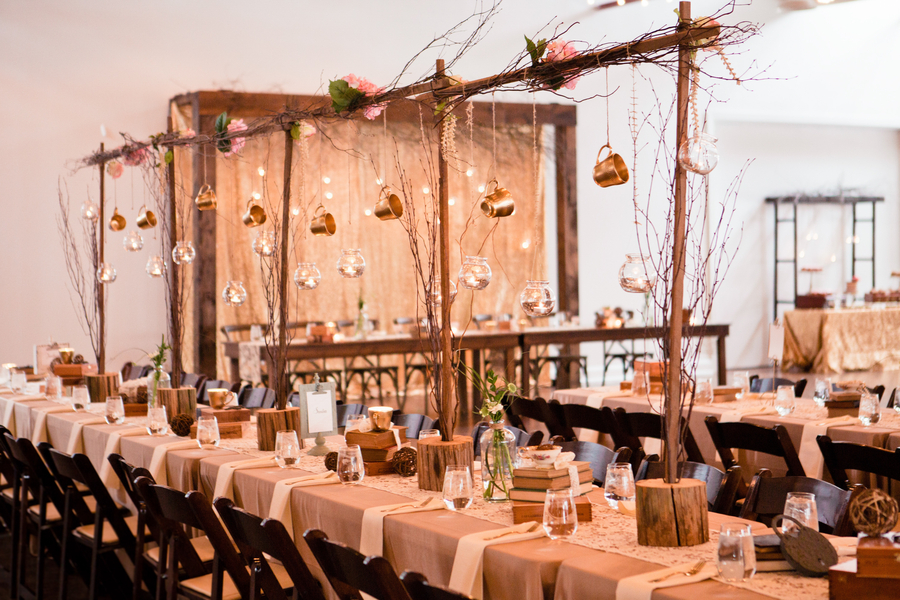 Great Elements for a Rustic Wedding