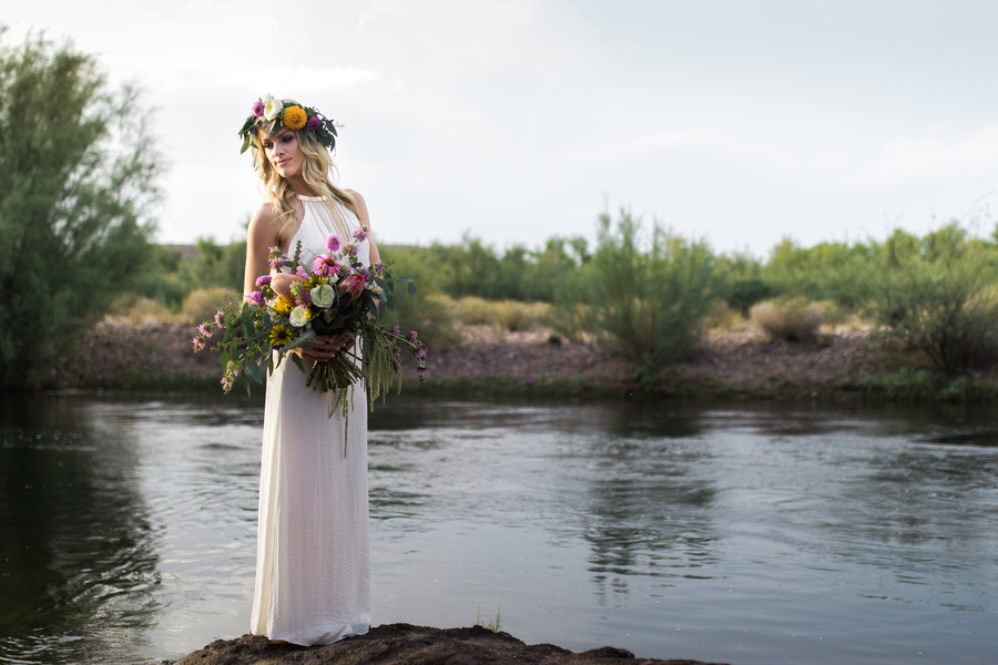 Salt River Boho Bridal
