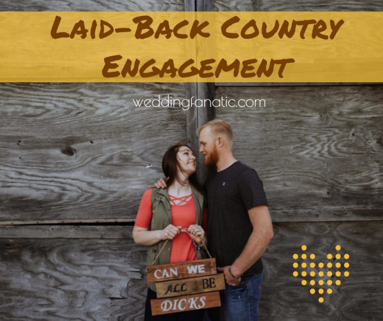 Laid-Back Country Engagement