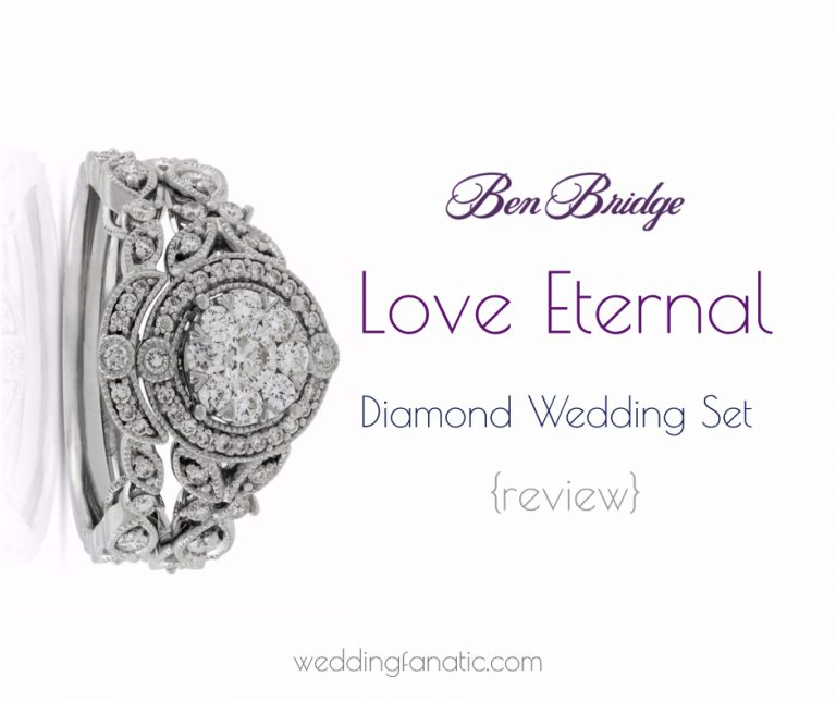 Ben Bridge Love Eternal Diamond Wedding Set Review [Sponsored]
