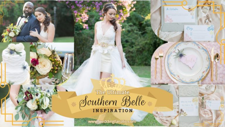 Ultimate Southern Belle Inspiration