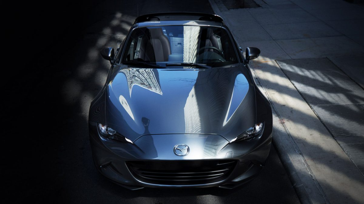 The Thrill Of A Drop Top [2017 Mazda MX 5 Review]