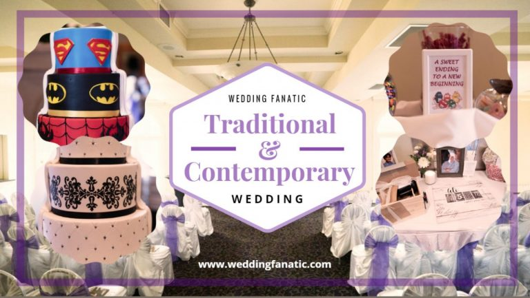 Traditional and Contemporary Wedding