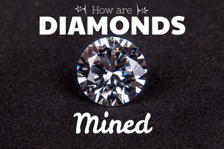 How Are Diamonds Mined?