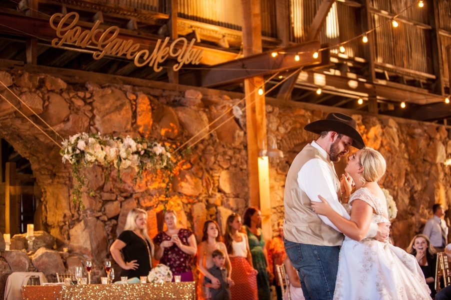 Historic Santa Margarita Ranch Elegant Summer Wedding