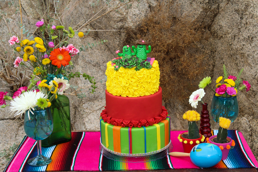 Cinco De Mayo Bridal Styled Shoot