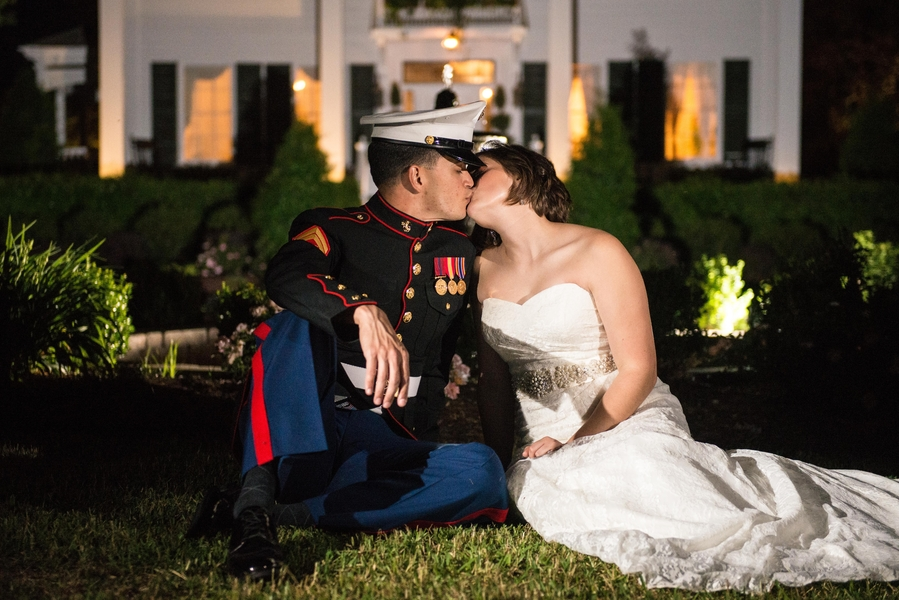 Nighttime Military Styled Shoot