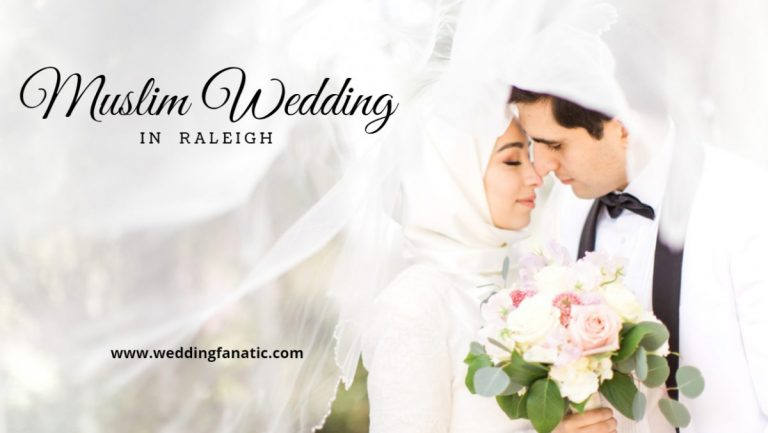 Muslim Wedding in Raleigh