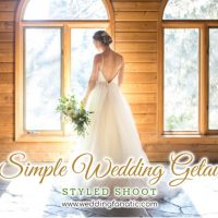 Simple Wedding Getaway